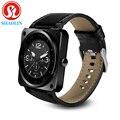 ШАОЛИНЬ Smartwatch Bluetooth Smart watch для Apple iPhone IOS Android Телефон relógio reloj inteligente Смартфон Часы PK GT08