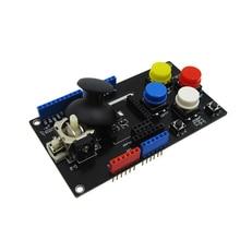 1pcs JoyStick Keypad Shield Gamepads nRF24L01 for Nok 5110 LCD I2C