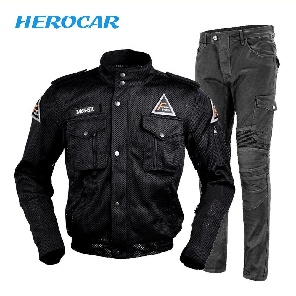 2019 Moto vestes Chaqueta Moto veste été respirant Moto Motocross course équitation veste Moto Body Armor