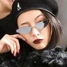 Retro Cat Eye Sunglasses Women Vintage Sun Glasses Brand Designers Female Eyewear for Woman