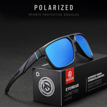 KDEAM Brand Mens Fashion Polarized Sunglasses Men For Driving UV Protection Eyewear Designer Outdoor Travel Sun Glasses Square