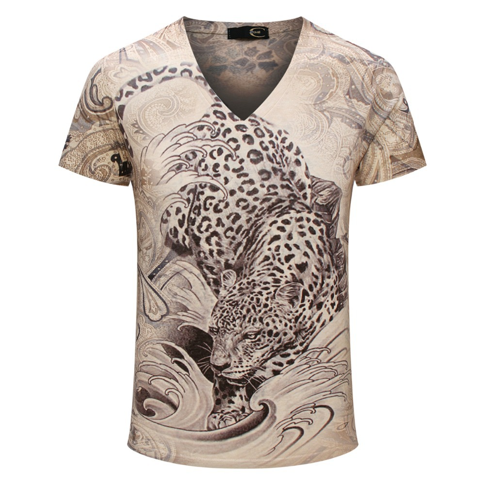 Shirt design for man 2016 - Casual V Neck Shirt T Shirts For Men Brand Clothing Fashion Man T Shirt Summer 2016