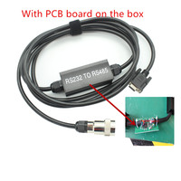 MB Star C3 Diagnosis Cable RS232 to RS485 Cable use for C3 Diagnosis Multiplexer Diagnostic Tool With pcb board on the box
