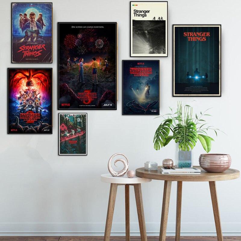 Black Mirror 2017 Netflix TV Series New Art Canvas Poster 12x18 24x36inch