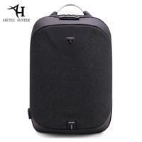 Business Luxury Coded Lock Backpack USB Charge Port Men 15inch Laptop Backpacks For Teenager Women Backpack