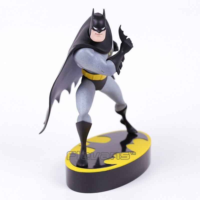 DC COMICS Batman The Animated Series 1/10 Scale Pre-painted Figure Model Kit neca dc comics batman arkham origins super hero 1 4 scale action figure