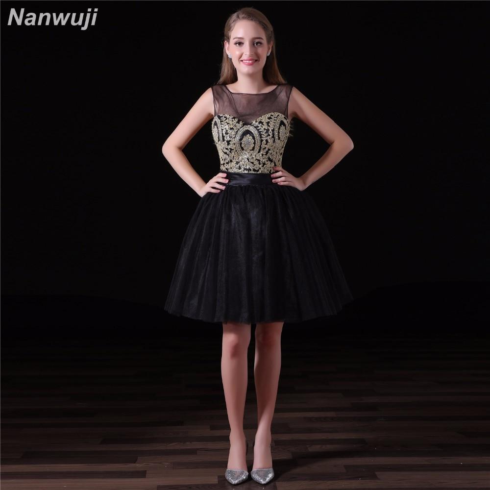 Luxury Elegant Sexy Short   Cocktail     Dresses   2018 Women 2 Two Piece Rhinestone Black Mini   Cocktail     Dress