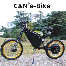 2017 Best selling 72v 8000w Enduro Ebike Electric Bicycle Bike Electric Mountain Bike