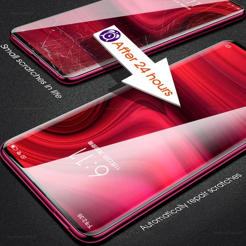 Image 4 - Soft Hydrogel Film Screen Protector For Xiaomi mi 9t pro 9 t mi 9 se mi9 t mi9t Tempered Glass For Xiaomi mi 9x cc9 cc9e A3 MiA3-in Phone Screen Protectors from Cellphones & Telecommunications