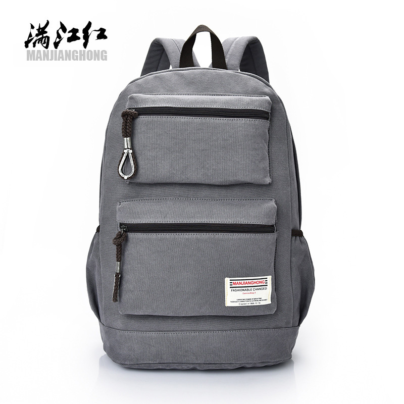 MANJIANGHONG Brand Fashion women and men's school backpack Men large capacity canvas notebook backpack travel bags Laptop large capacity backpack laptop luggage travel school bags unisex men women canvas backpacks high quality casual rucksack purse