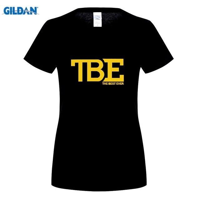 GILDAN Cool TMT T Shirt Gold TBE Tee Shirt for women Short Sleeve Cheap  Price USA b0bb721e2031