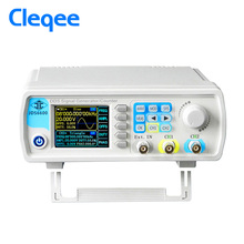 Cleqee JDS6600-60M JDS6600 Series 60MHZ Digital Control Dual-channel DDS Function Signal Generator frequency meter Arbitrary