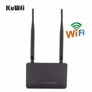 Image 3 - Kuwfi 802.11n 300 300mbps の無線ルータ無線 lan エクステンダーと 2/5dBi アンテナ強化 wifi 信号ワイヤレス ap ルータ無線 lan amplifie
