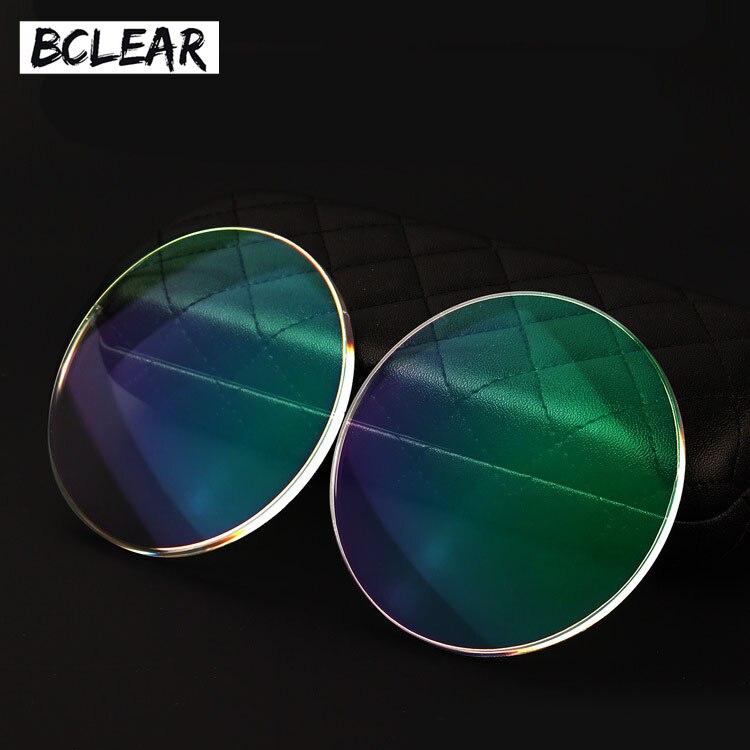 BCLEAR 1.61 Índice Lentes de resina Lente óptico UV400 Lente con - Accesorios para la ropa - foto 4