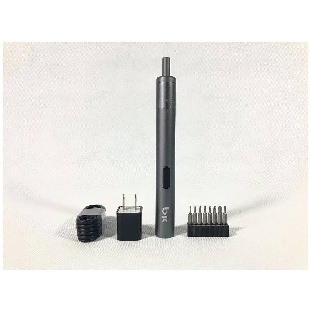 цена на Precision Mini Electric Screwdriver For Mobile Phone PC Repair Multifunction Tools Set With Eight Head Of Scissors