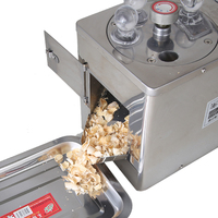 1 pc pequena erva cortador/máquina de medicina chinesa QE 101A slicer máquina de corte Elétrica medicina Chinesa|Machine Centre| |  -