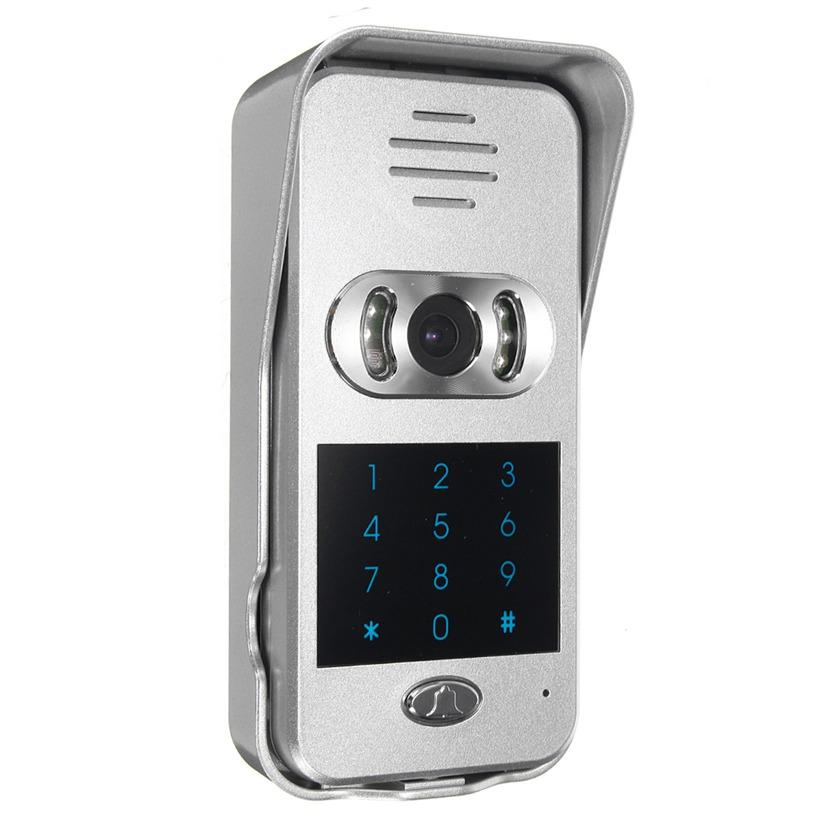 Safurance Wireless WiFi Video Doorbell IR Camera Smart Door Phone Visual Intercom Monitor Home Security wireless wifi