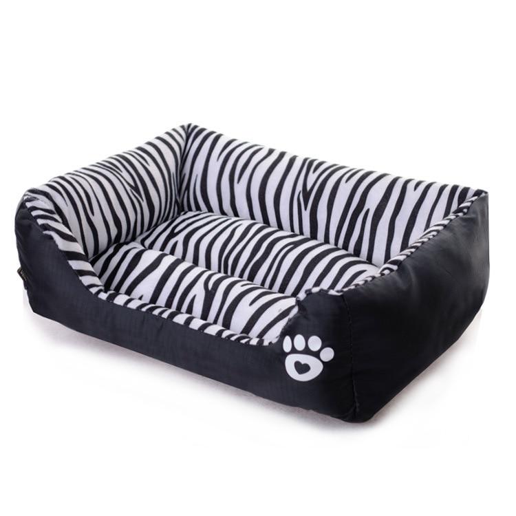 Zebra Style Pet Bed - free shipping worldwide
