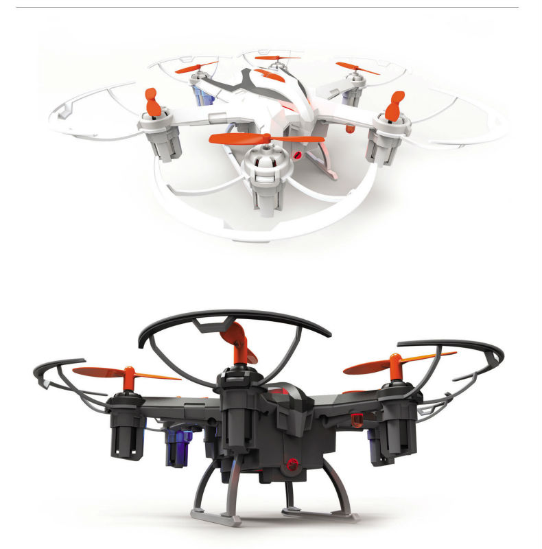 ФОТО Hot sell aerial drone i6s G-sensor rc drone Quadcopter 2.4GHz 3D Flip Auto Return I6s mini drone with 2MP camera RC helicopter