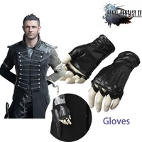 Cosplaydiy Final Fantasy XV Cosplay Noctis Lucis Caelum Cosplay Gloves Adult Men Halloween Costume Accessories Props