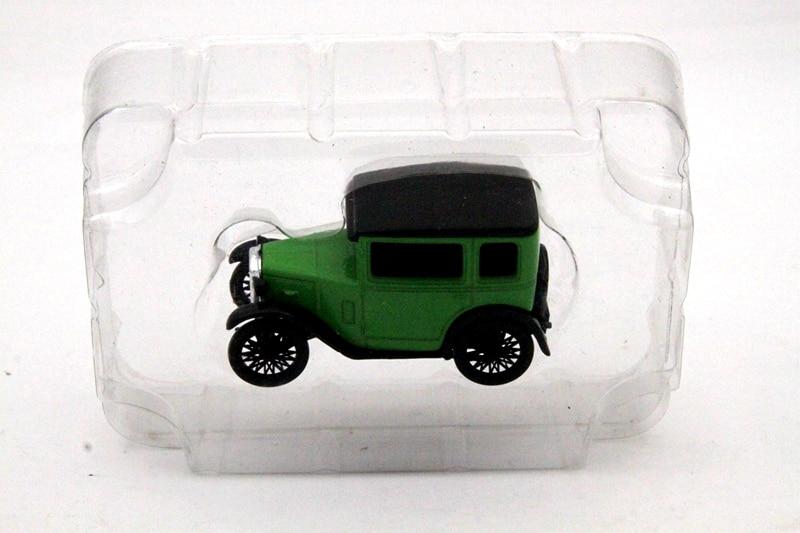 C.I.L 1:43 Escala Austin Seven Models Diecast Toys Cars Aficiones - Vehículos de juguete para niños - foto 2