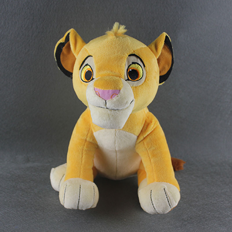 26CM Simba Lion King Plush Toys 26CM Stuffed Animal Doll Simba For Children Gift Hobbies Dolls Stuffed Stuff Christmas gift