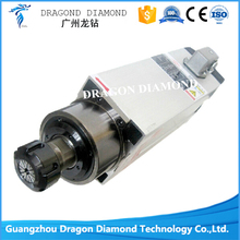 Factory Heavy duty cnc spindle motor 4.5kw Air Cooled Spindle motor ER 32 for cnc router cnc spare parts