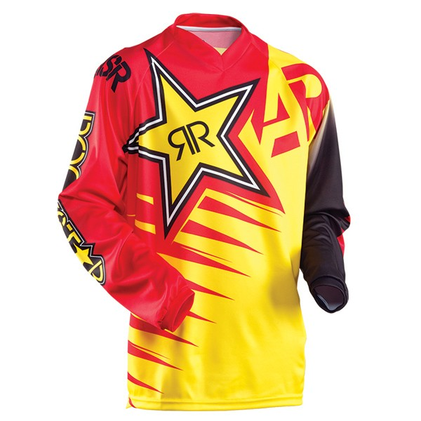 2018 Motocross Clothing Crossmax Clothes cross-country mountain bike riding shirt long sleeved T-shirt motorcycle racing Motorcy