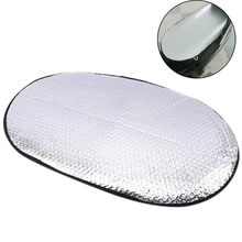 kongyide 1PC Motorcycle Seat Cover HeatResistant Protection Cushion Scooter Seat Cover Aluminum Foil Silver dropship m10(China)