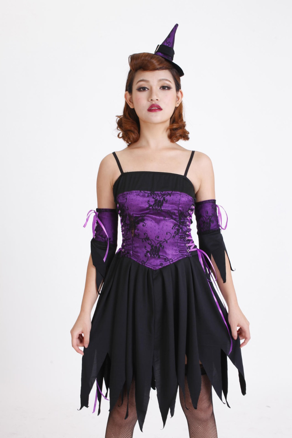 Online Get Cheap Purple Witch Costume -Aliexpress.com | Alibaba Group