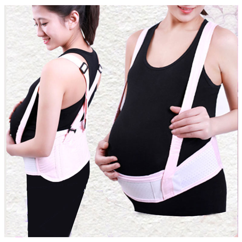 Strech Cotton Pregnant Belly Belt Baby Carrier Maternity Pregnancy Support Belly Band Prenatal Care Athletic Bandage Girdle S,LStrech Cotton Pregnant Belly Belt Baby Carrier Maternity Pregnancy Support Belly Band Prenatal Care Athletic Bandage Girdle S,L