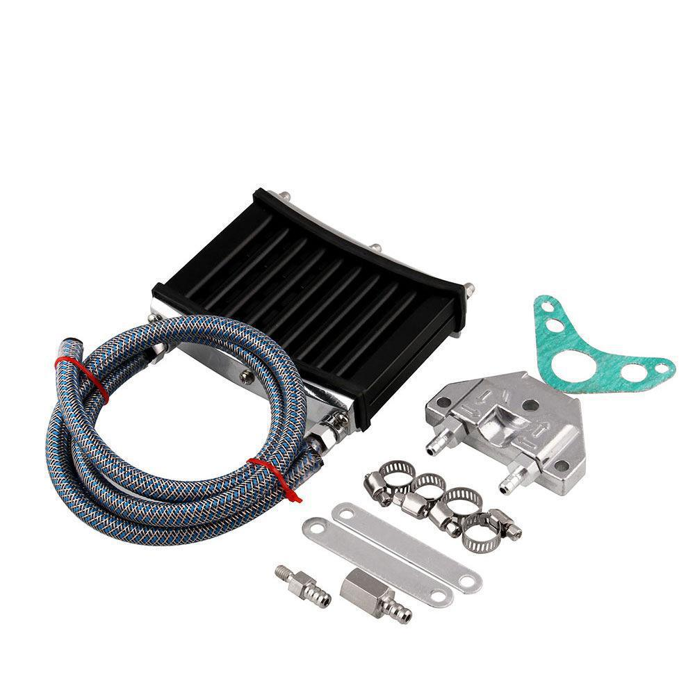 Universal Oil Cooler Cooling Radiator for 125cc 140 150cc Trail Motorcycle Ar