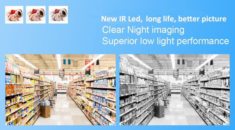NEW IR LED