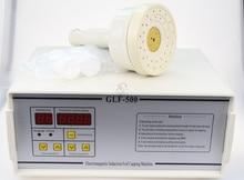 Free shipping GLF-500 electromagnetic induction aluminum foil sealing machine/ induction sealer machine