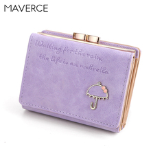 4 Color Fashion Folded Hasp Women Wallets Small Frosted Women's Purse Short PU Leather Ladies Wallet Card Holder dudini fashion casual style ladies wallet solid color lichee pattern women wallets 3 fold pu leather short section small wallet