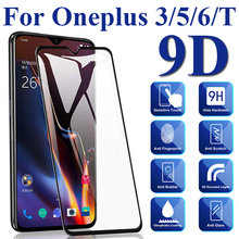 9D HD Premium Protective Glass Film for Oneplus 7 Pro Phone Screen Protector Tempered Glass film for Oneplus 6 6T 5 5T 7 3 3T
