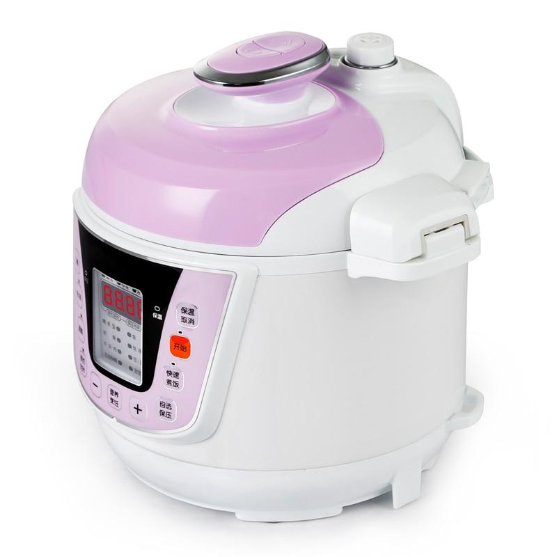 DMWD 3L Multifunctional Mini Electric Pressure Cooker 220V Intelligent 8 Menu Cake Maker Rice Cooker Soup Pot 24H Appointment цена 2017