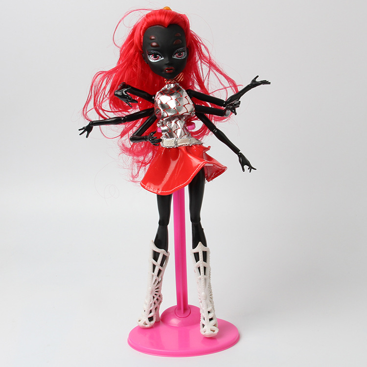 New Fashion Monster Doll Removable Joint WYDOWNA Spider Polyarticular Dolls for Girl Bithday Gift