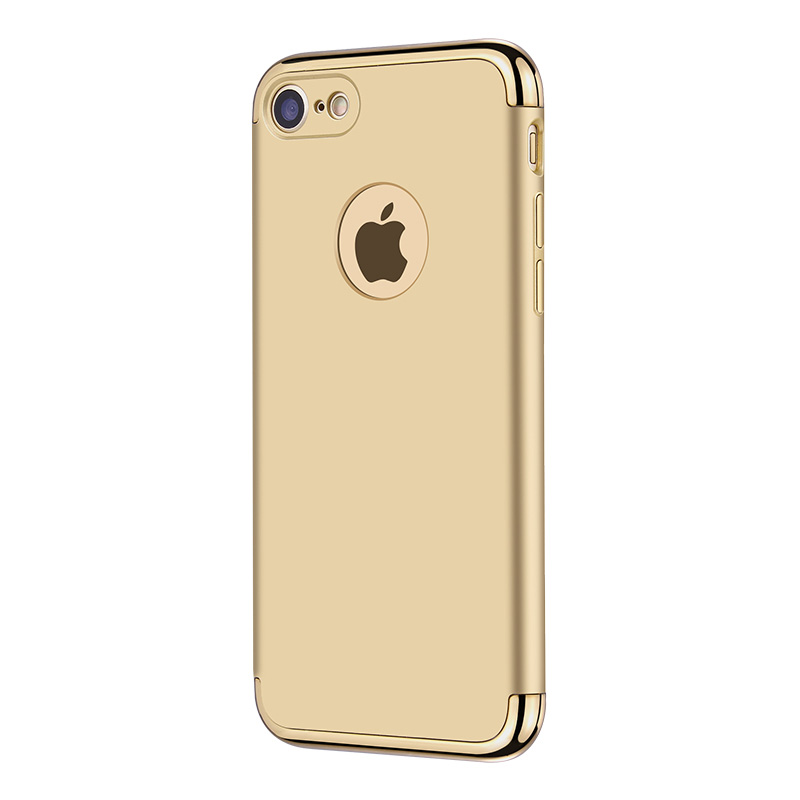 Vpower Plating Case para iphone 7 plus iphone 7 Case Gold Black - Accesorios y repuestos para celulares - foto 6