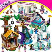 Best Girls Building Blocks Compatible Elves Dragon Windsor Princess Palace Castle LegoINGlys Friends for Girl Livi House Model Sets Toy
