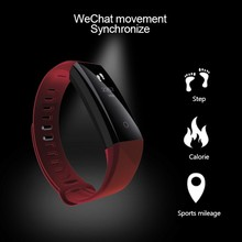 YEINDBOO New Fitness Heart Rate Monitor Smart Wristbands Sport Bracelet Smart Bracelet Band Waterproof Smartband Bracelet