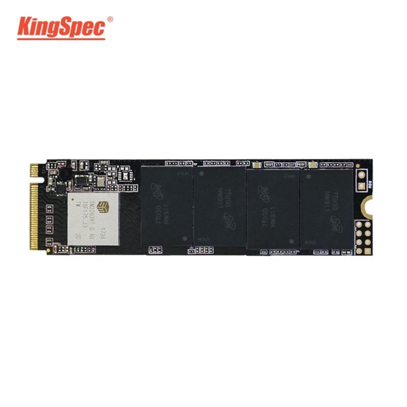 SSD KingSpec M.2 120 GB 240 GB 512 GB M2 SSD pcie NVMe 128 GB 256GB 2280 PCIE SSD M.2 HDD PCIe disco duro interno para ordenador portátil MSI