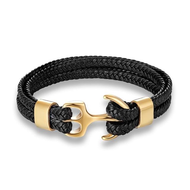 Bracelet Ancre Marine Tom Hope