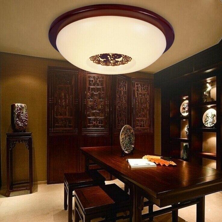Светодиодный Потолочные светильники Светодиодный светильник Диаметр 35 см AC 85 265 В 12 Вт внутреннего освещения Спальня гостиной кухня светодиодный свет
