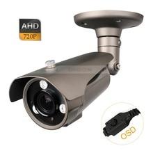 CCTV AHD 1.0MP 720P 2.8-12mm Lens Security ICR Camera OSD 3 Super-LED