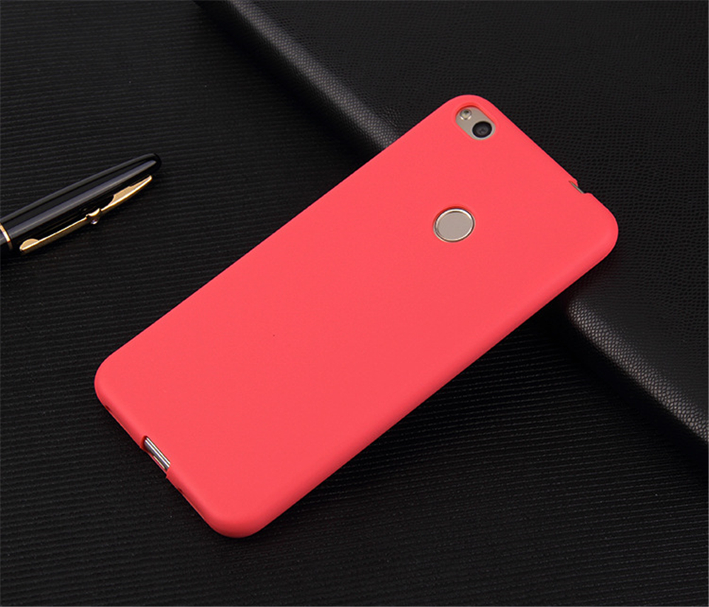 Case For Huawei P8 Lite 2017 TPU Silicone Clear Soft Case for Huawei P9 Lite 2017 On Honor 8 Lite case protective Back Cover 5.211