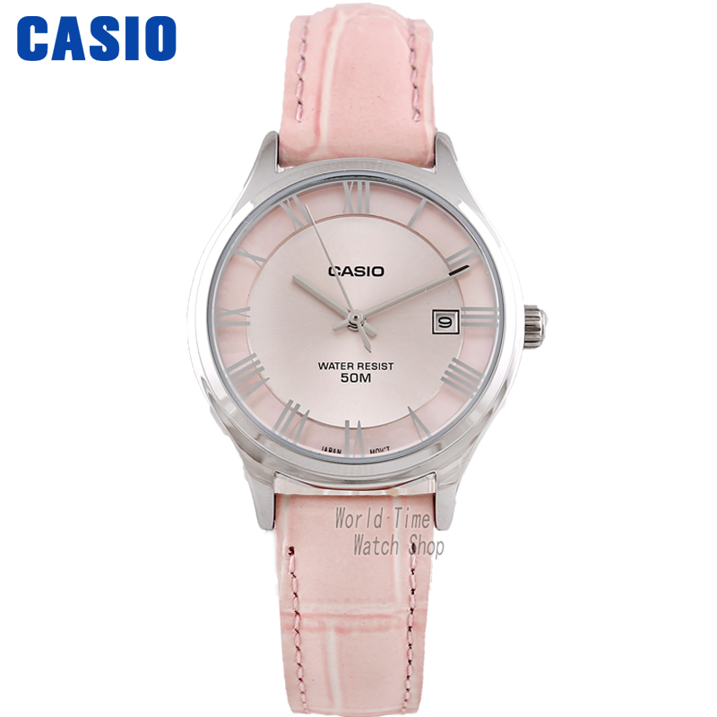 CASIO watch fashion business women watch LTP-E142L-4A LTP-E142D-1A LTP-E145L-1A LTP-E145D-1A casio ltp 2069l 4a