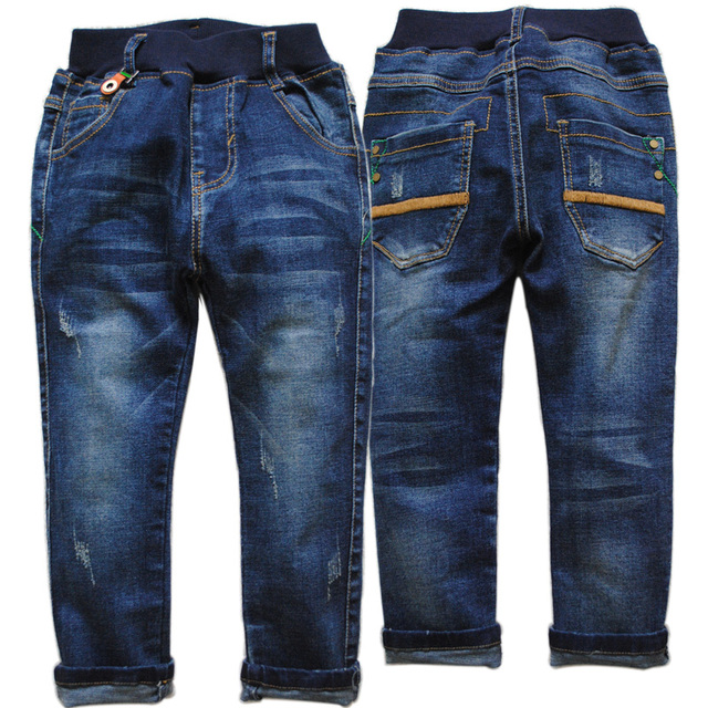 6056 children's clothing  boys jeans  girls jeans  kids  fashion casual  pants spring  autumn trousers  very nice  new