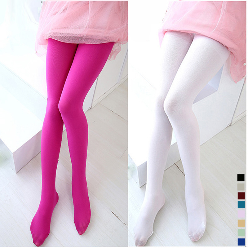 50D 80D 120D Womens Tights Elastic Candy Color Velvet Pantyhose.Silk Stockings Female Solid color Stocking Hosiery.11 Colors