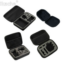 New Promotion Travel Storage Collection Bag Case Gopro Hero 3 3+ 4 Sj4000 For Xiaomi Yi Action Camera Sport Camera Accessories